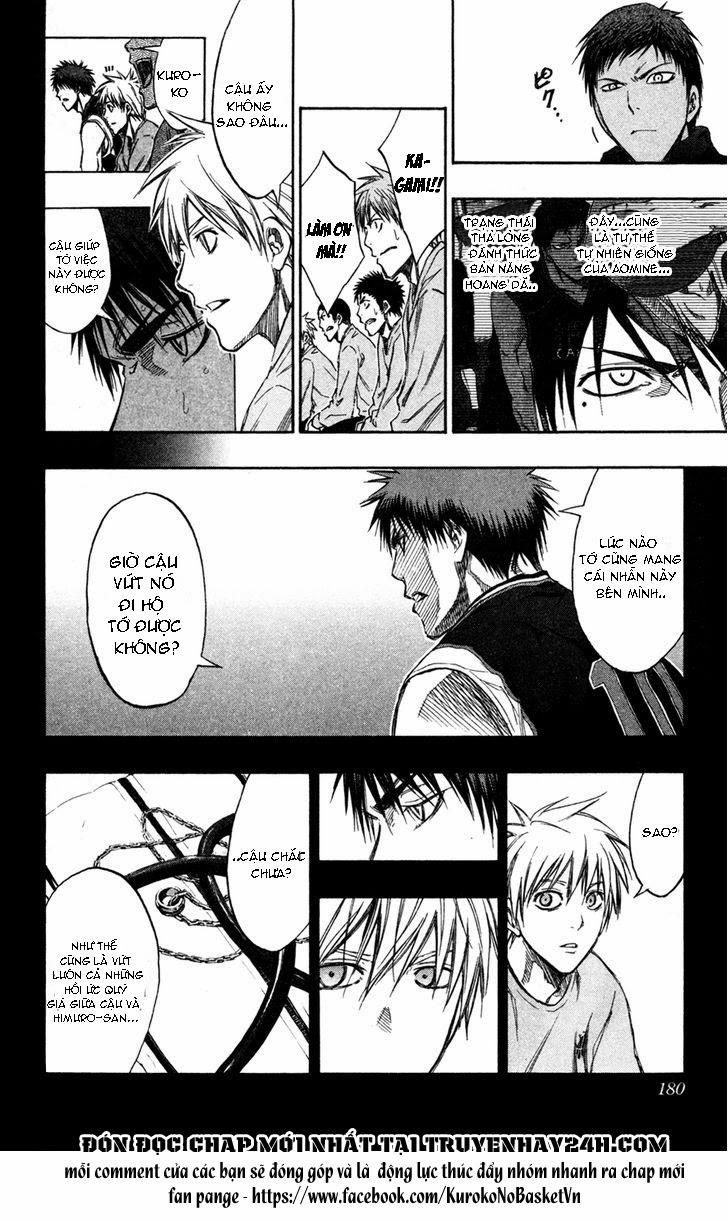 Kuroko No Basket chap 153 trang 13