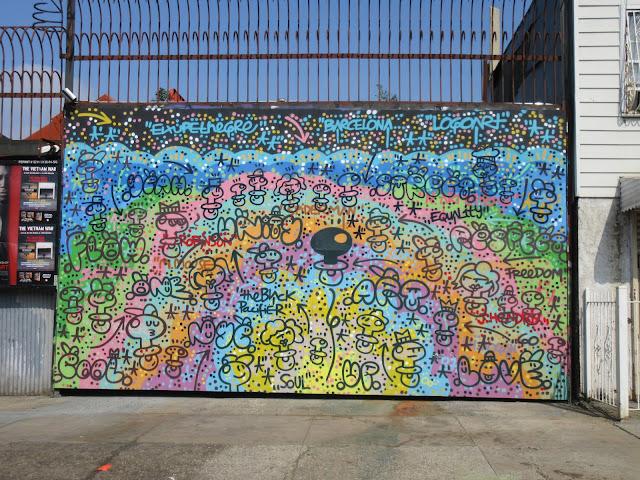 New York, Elisa N Viajes, Travel Blogger, Blog de Viajes, NYC, Nueva York, Bushwick, Brooklyn, Arte callejero, Street Art, Murales