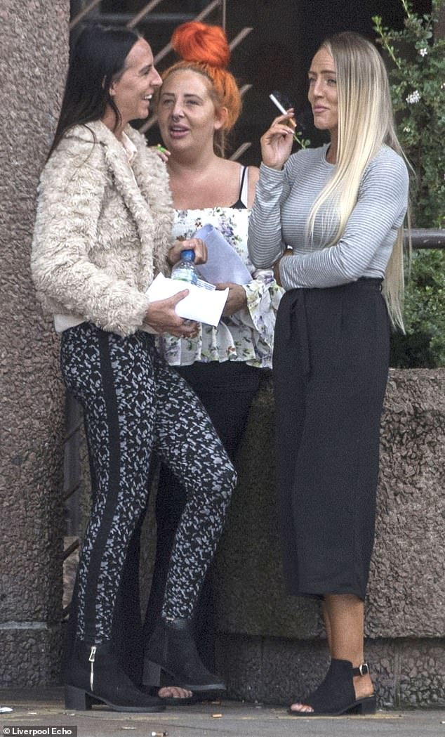 3 Sisters LAUGH As Judge Spares Them Jail For Homophobic Attack On Neighbor