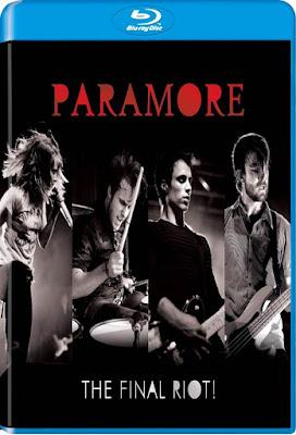 Paramore The Final Riot! 2008 BD25 VO