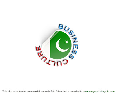 Pakistan Business Culture