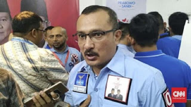 Ferdinand Nyinyir: Jokowi, Penempatan Putri Mentan Terlalu Kasar, dan Erick, Anda Offside