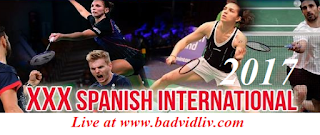 Spanish International 2017 live streaming