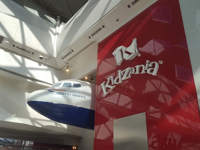 The entrance to KidZania