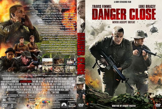 Danger Close DVD Cover
