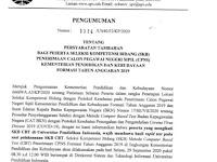 Wajib DIbawa Saat Ujian, Hasil  Rapid Tes Sebagai Syarat Tambahan SKB CPNS Di Universitas Pendidikan Indonesia (UPI)