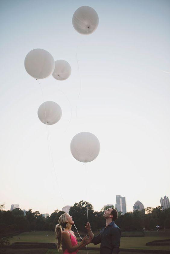 Sou amigo do ambiente, mas... E as largadas de balões?