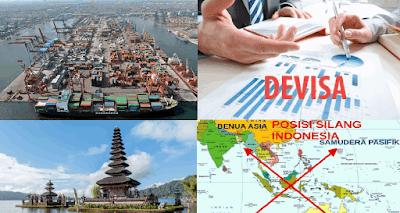 Pengaruh kondisi geografis bangsa Indonesia sebagai negara maritim terhadap kehidupan ekonominya www.simplenews.me