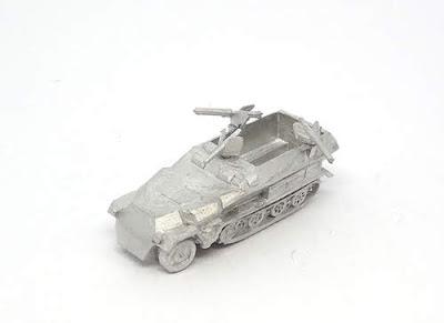 GRV69   Sd.Kfz 251/16 (Ausf C) Flammpanzerwagen