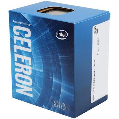 Intel Celeron G3930 guía compras