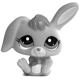 LPS Rabbit Baby V2 Pets