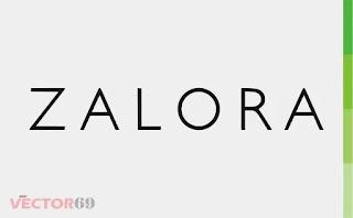 Logo Zalora - Download Vector File CDR (CorelDraw)