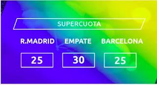 Mondobets promo Real Madrid vs Barcelona 10-4-2021