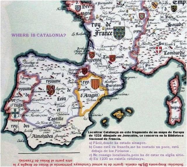 Chrétianté d'Occident l'an de grâce de 1235