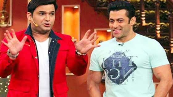 Salman Khan Has A Serious Advice For Kapil Sharma!