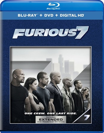 Furious 7 2015 Dual Audio Hindi Bluray Download