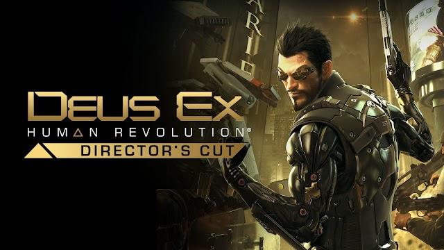 Deus EX: Human Revolution PC Download
