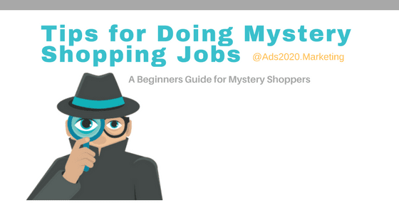 Start Your Own Mystery Shopper Business