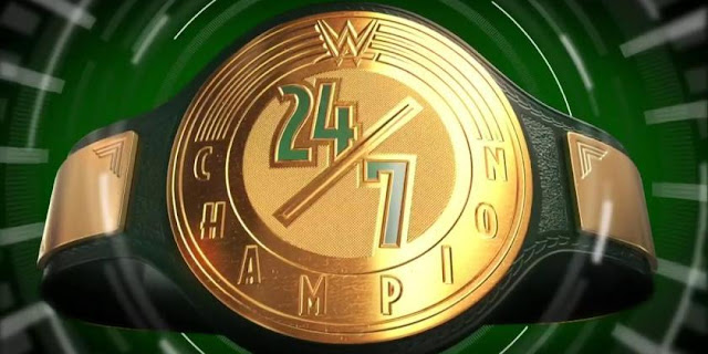 R-Truth is Once Again Your WWE 24/7 Champion