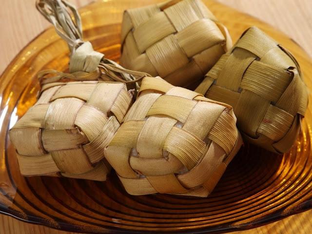 How to Make Ketupat?