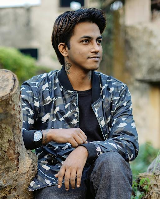 Sourajit Saha Running 2
