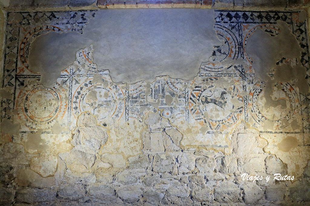 Pintura de cabecera de Wamba