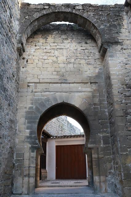 Puerta mudéjar de Santa Lucía