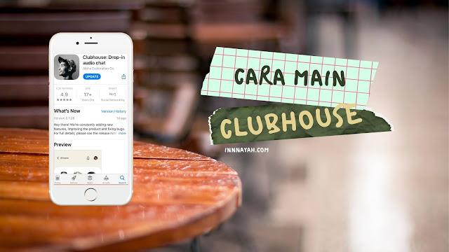 apa sih aplikasi clubhouse