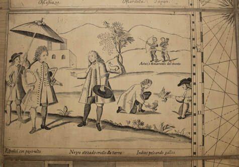 early 18th-century frock coats