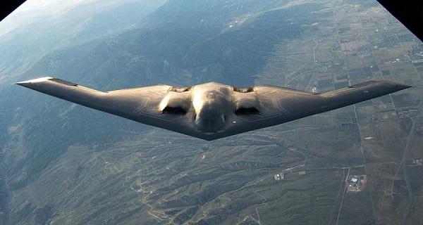 Αμερικανικά βαρέα πυρηνικά βομβαρδιστικά καταφθάνουν στην Ευρώπη του κορωνοϊού