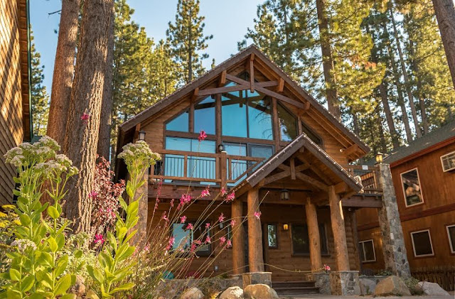 Famous Cabin: Stay Close To South Lake Tahoe Adventures and Entertainment