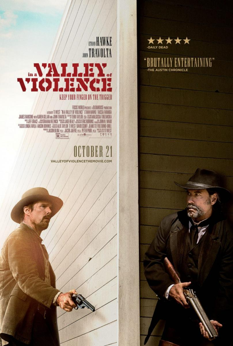 In a Valley of Violence [2016] [DVDR] [NTSC] [Latino]