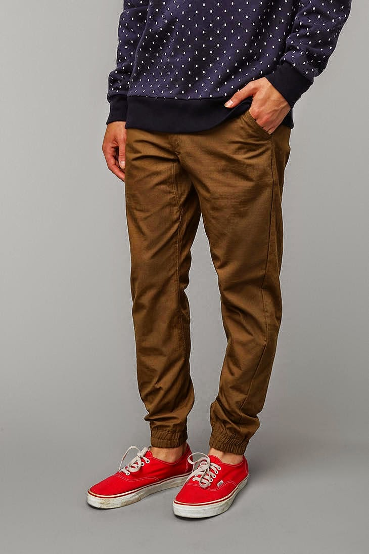Celana Murah Chino Panjang Coklat Muda Update Daftar Harga Terbaru Tendencies Long Pants Rigid Brown Chinos Cokelat 28 Model Jogger