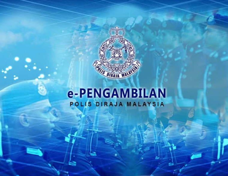 Permohonan Jawatan Kosong di Polis Diraja Malaysia (PDRM)