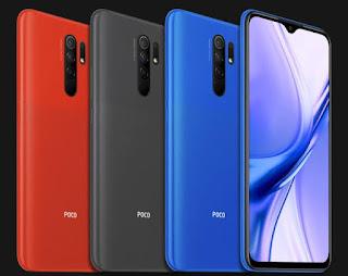 performa kamera Xiaomi Poco M2