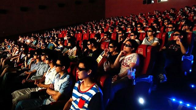 Kína megelőzte Észak-Amerikát a mozis jegyárbevételi piacon
