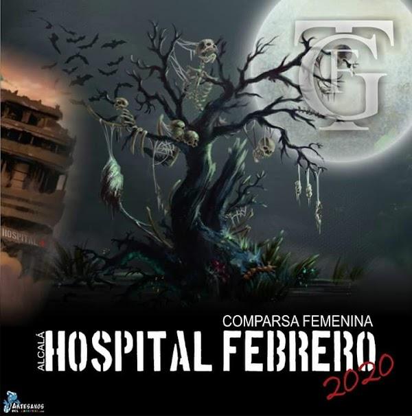 La Comparsa Femenina de Alcalá será para el Coac 2020 Hospital Febrero