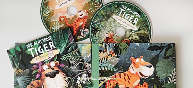 Booklet mit CD Hülle und 2 CDs