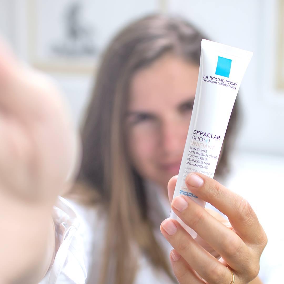 crema de tratamiento anti-imperfecciones