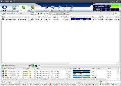 Programa Emule de fácil configuración