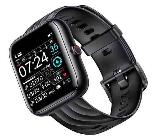 VirmeeSmart Waterproof Smart Watch with Step Sleep Tracker