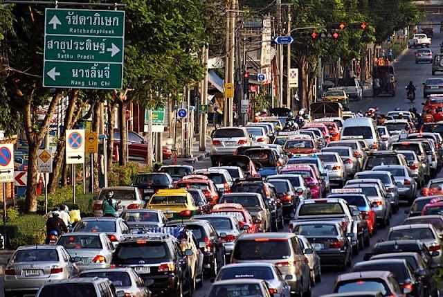 High Traffic Area