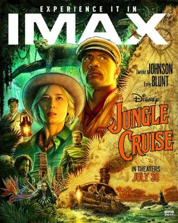 Jungle Cruise 2021 Hindi Dubbed 480p 720p FilmyMeet