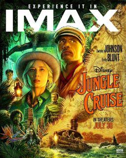 Jungle Cruise 2021 Hindi Dubbed Download