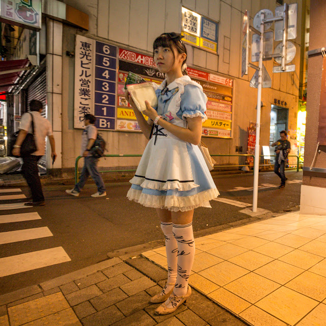 Cosplay :: Canon EOS5D MkIII | ISO1600 | Canon 17-40@19mm | f/4.5 | 1/30s