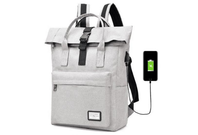 Dxyizu Ransel Tas Laptop Backpack