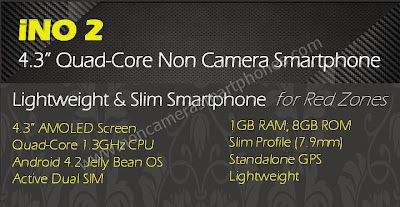 iNO 2 Dual Sim Non Camera Android Smartphone Features Specifications Photos Images Review