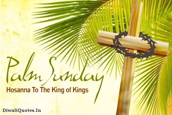 how to make a cross from palms on palm sunday