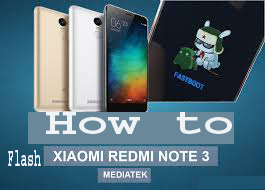 How to Flash Xiaomi Redmi Note 3 via the Sp Flash Tool 1