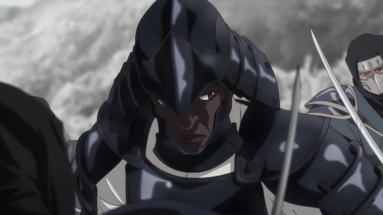 Yasuke, anime original de LeSean Thomas y MAPPA